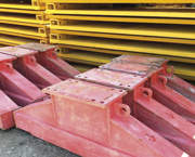 TWF Double Slide Rail Shoring USED